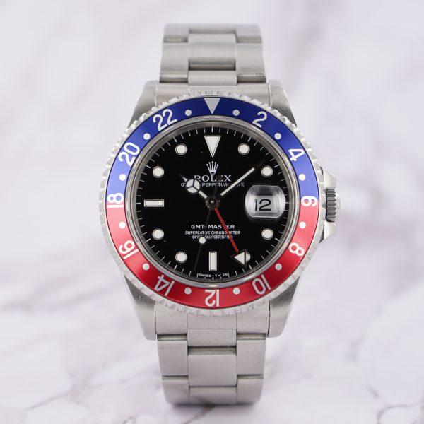 Rolex GMT-Mastet 16700