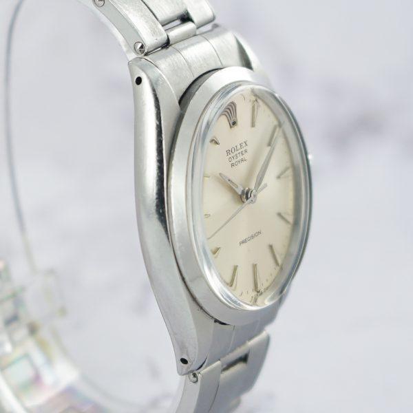 1959 Rolex Oyster Royal Precision ref. 6426 alpha hands