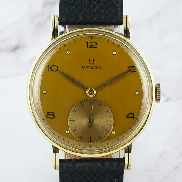 Omega 30T2 gold